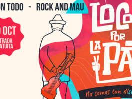 Rock&Mau Locos por la Paz