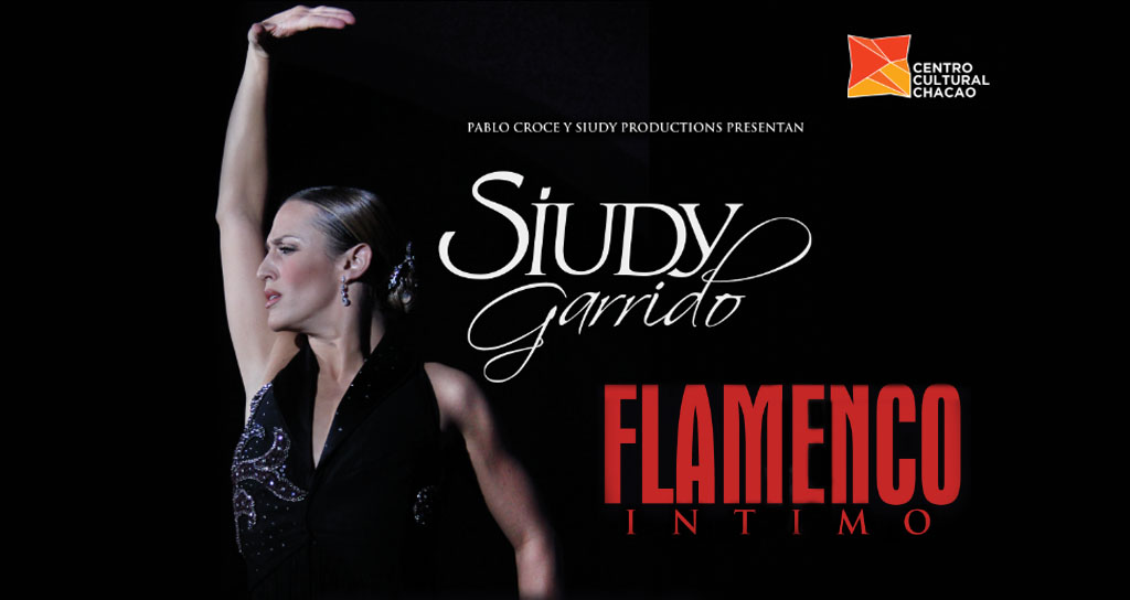 Siudy Garrido estrena su Flamenco Íntimo junto a su compañía en el Teatro Chacao