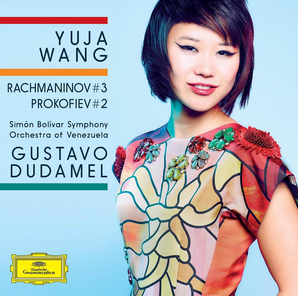 Yuja Wang y Gustavo Dudamel