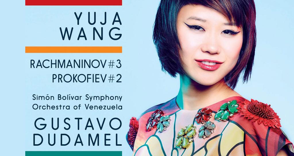 Descubre el nuevo álbum: Yuja Wang con Gustavo Dudamel