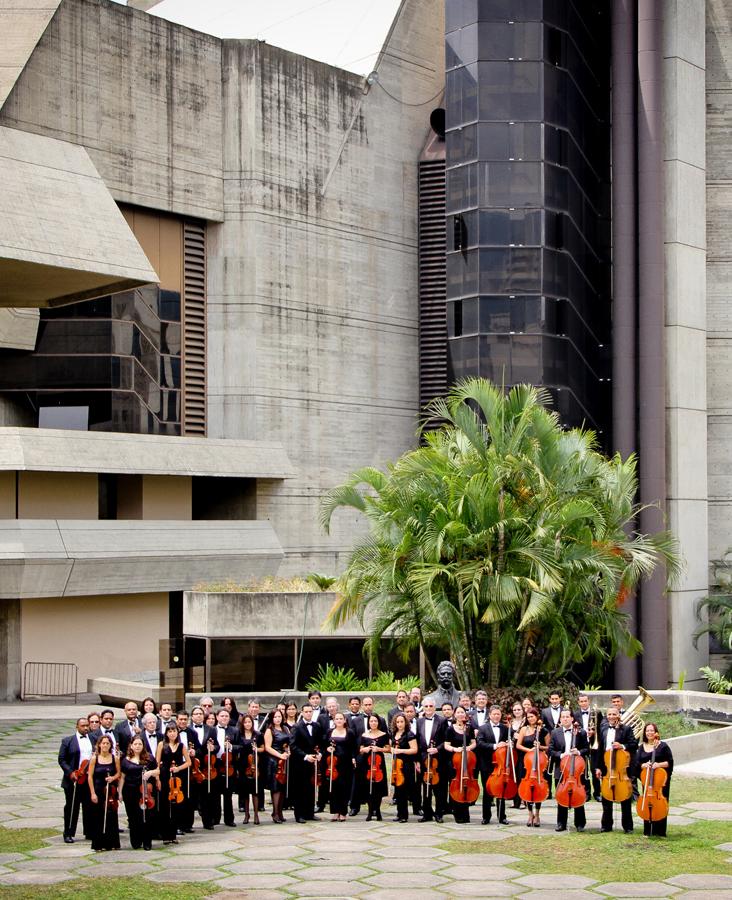 Orquesta Filarmónica Nacional de Venezuela