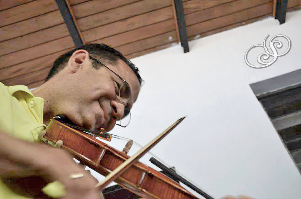 Eddy Marcano Foto: Sonia Jaramillo