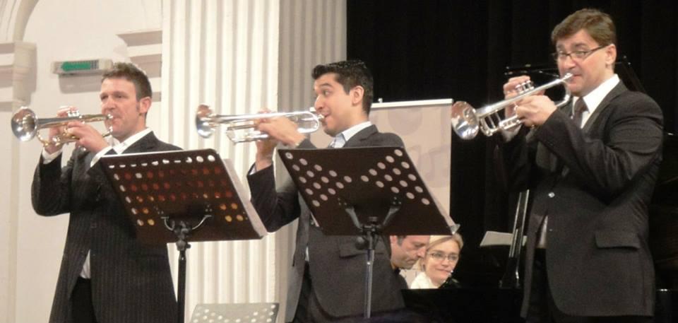 En Belgrade, Serbia con Francisco Pacho Flores.