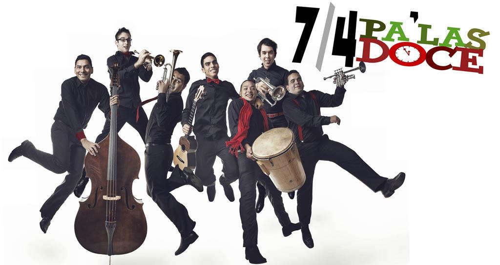 Ensamble 7/4 presenta disco de música navideña en una gira por Venezuela