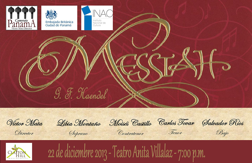 Afiche Messiah