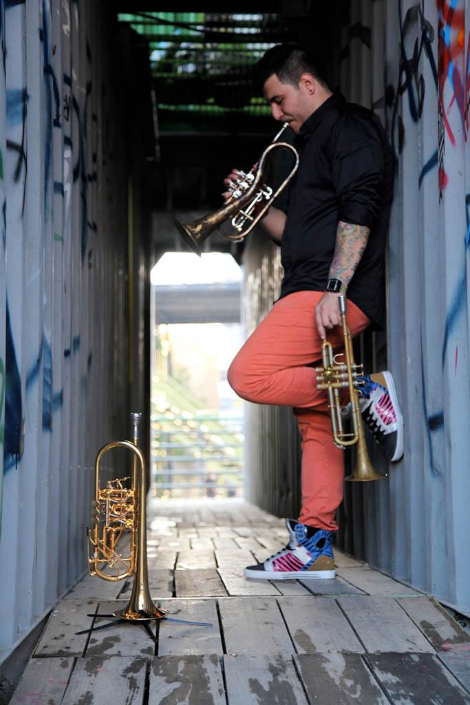 """Gerald """"Chipi"""" Chacón: el mejor jazz en concierto"""