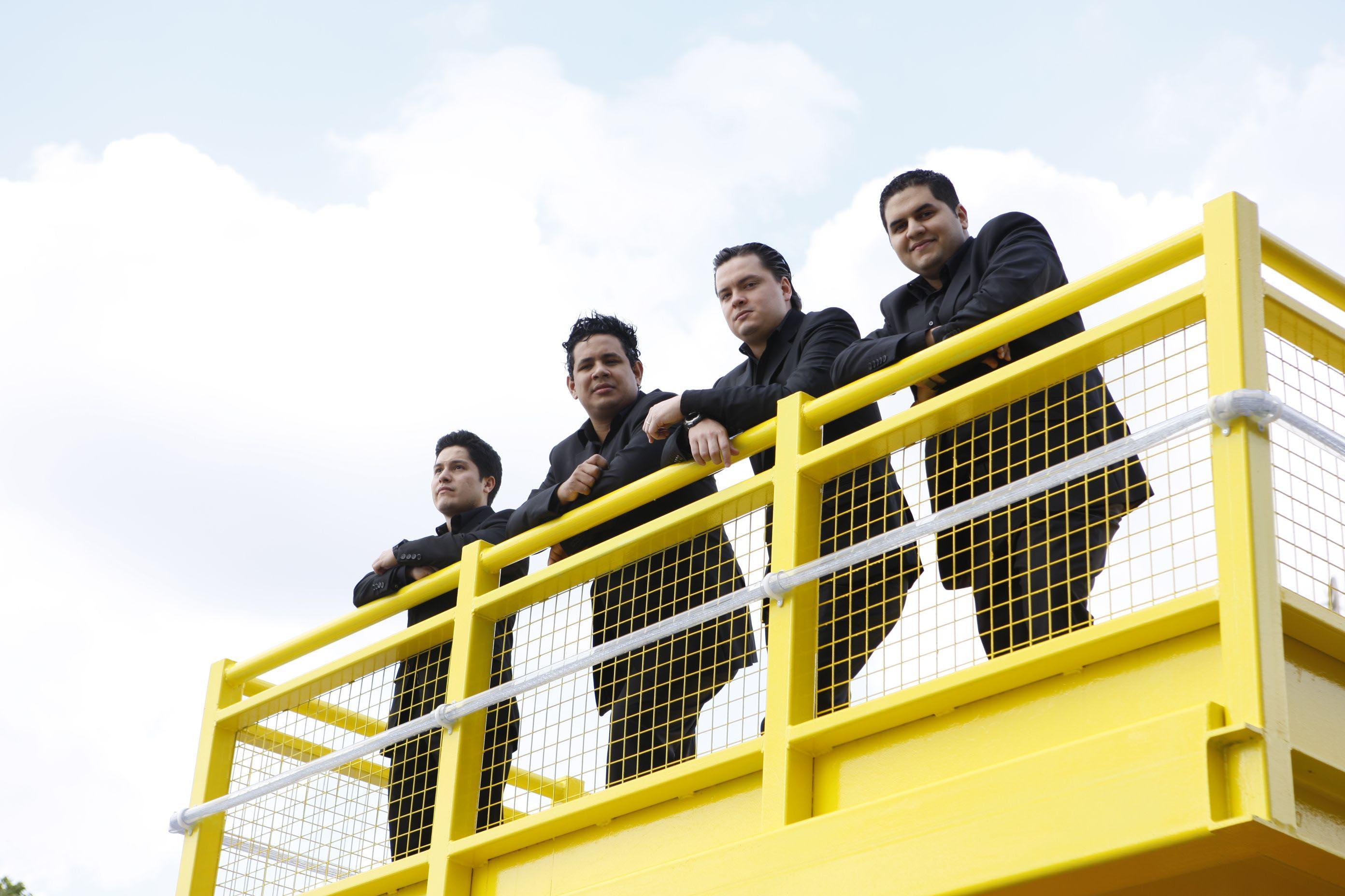 Cuarteto de Cuerdas Simón Bolívar recorrerá siete ciudades de Europa