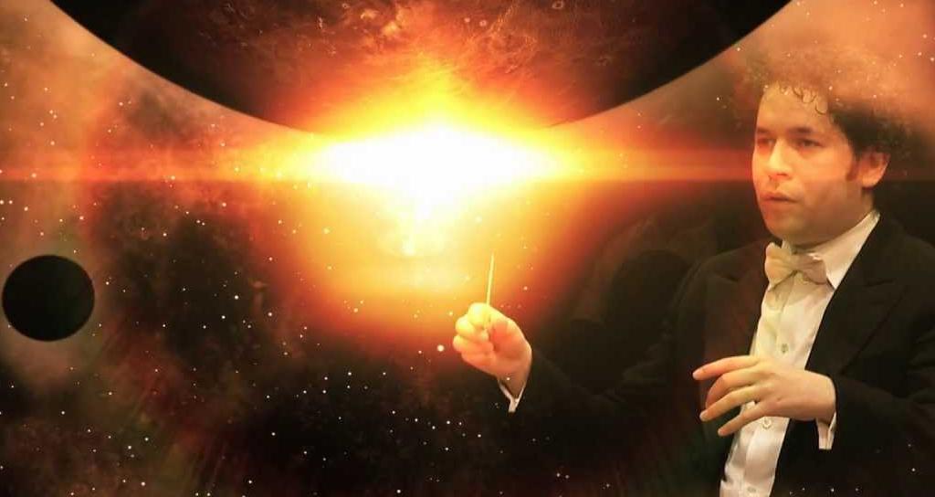 Dudamel y la Filarmónica de Berlín, en concierto por internet