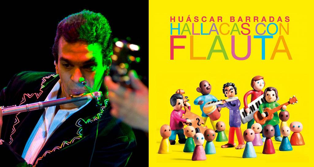 "Huáscar Barradas traerá las ""Hallacas con flauta"""