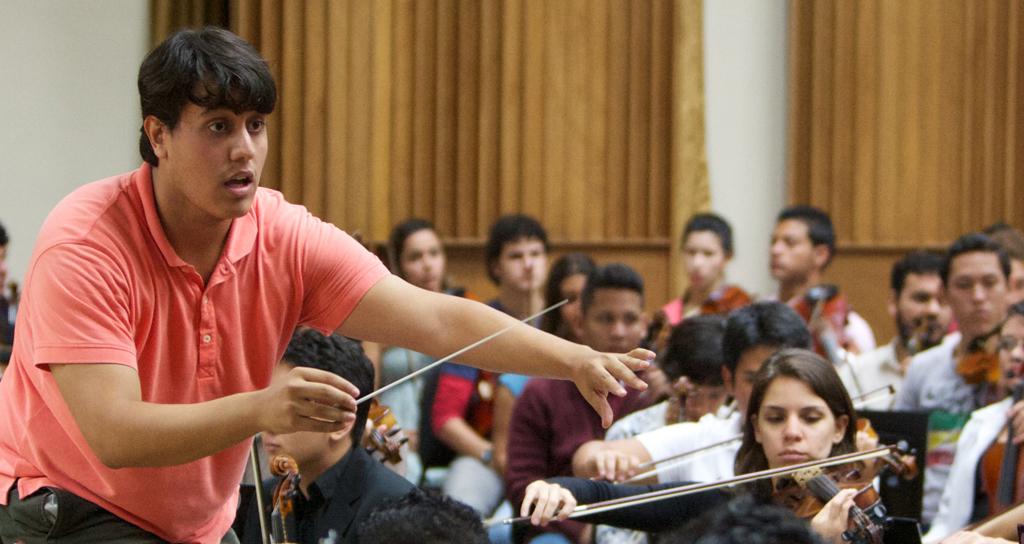 El Festival Villa-Lobos se llevará a cabo del 15 al 17 de noviembre Brasil y Venezuela se unen en una sola orquesta