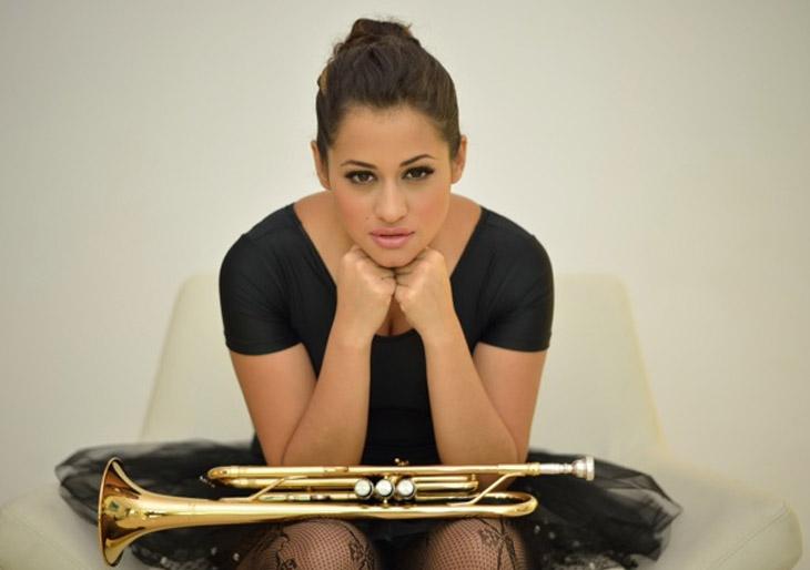Linda Briceño hará despliegue de su talento en el concierto de lanzamiento de su primer disco