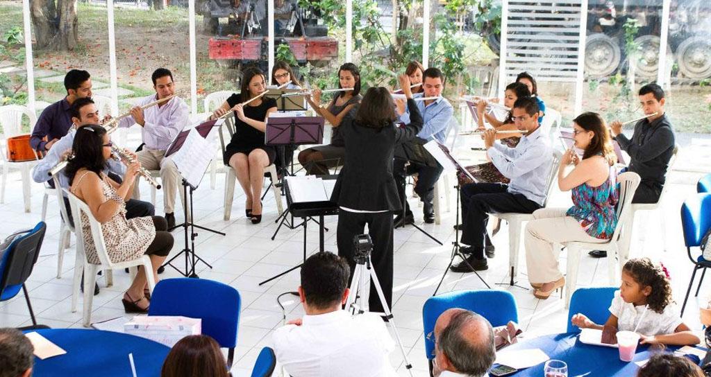 Orquesta Nacional de Flautas cumple 20 años