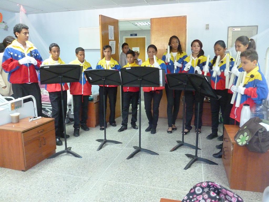 Programa Nuevos Integrantes Vargas