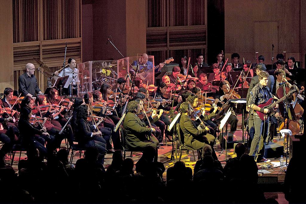 Sibelius con Orquesta