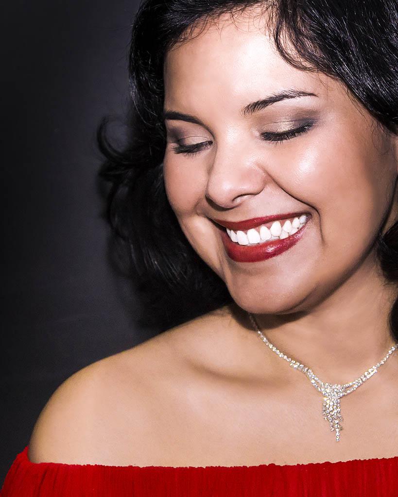 Solista Soprano Mariana Ortiz