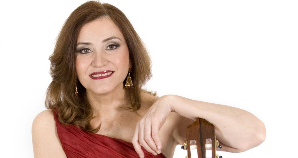 Guitarrista Paraguaya Berta Rojas ofrecerá único concierto en Valera este sábado