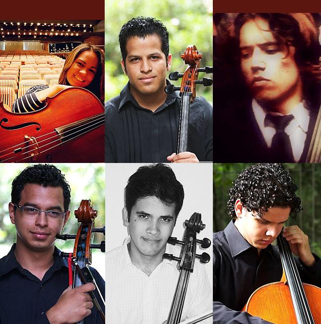 La interpretación estará a cargo de María Ascanio, Isaac Loreto, Iván Pierantozzi, Kevin Guerra, Eduardo Franco y César Giuliani