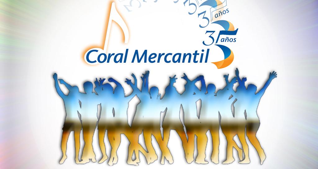 Continuamos celebrando el 35 aniversario de la Coral Mercantil