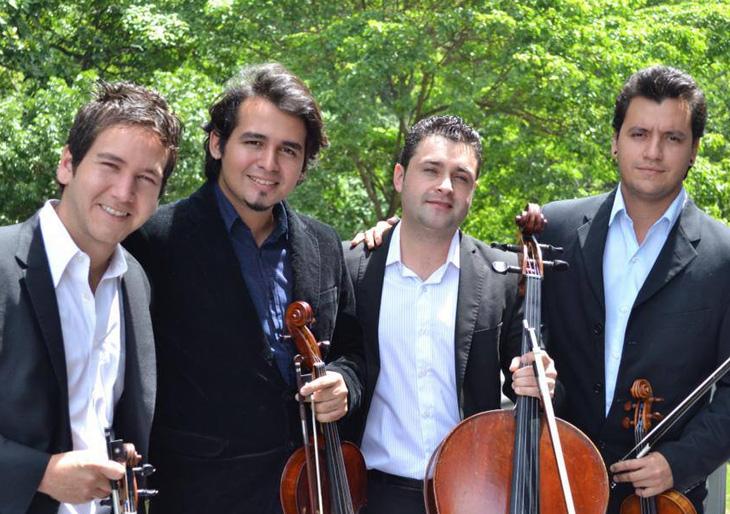 Cuarteto Libertadores tocará en el Bolívar Hall de Londres