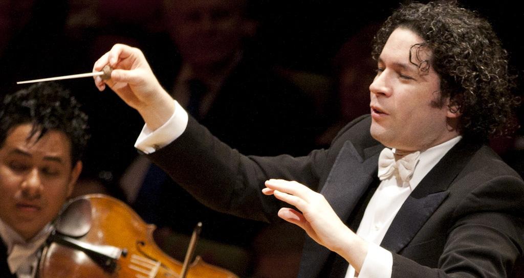 Gustavo Dudamel dirige concierto sinfónico- coral este viernes 8 de noviembre