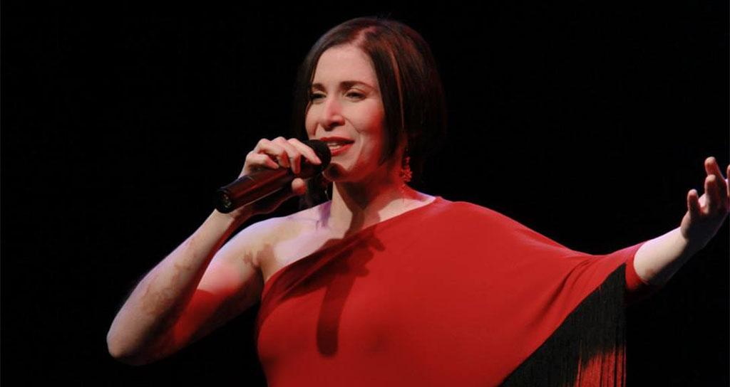 Fabby Olano en concierto en el Ateneo de Caracas