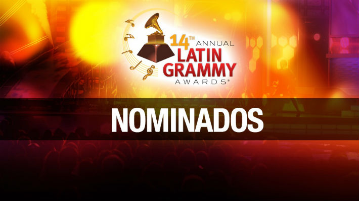 Nominación al Latin Grammy