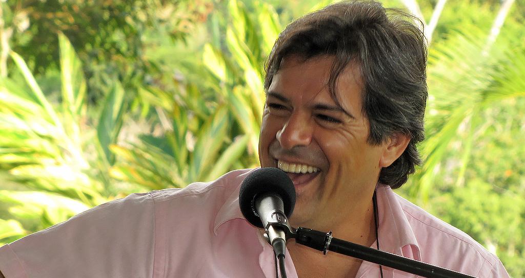 Jesús Ruiz se presenta entre cantos y conversas  en Noches de Guataca