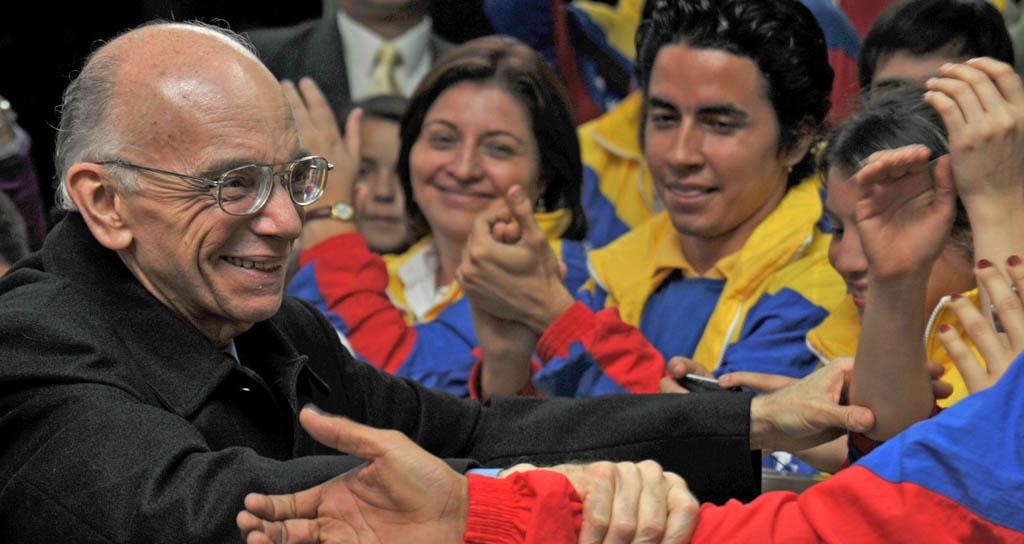 José Antonio Abreu recibirá el Doctorado Honoris Causa de la Universidad Nacional Experimental Simón Rodríguez