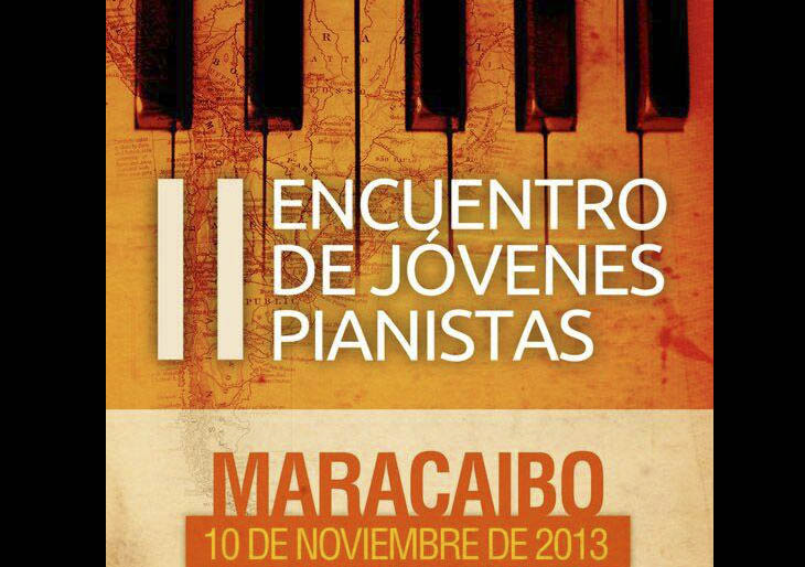 Maracaibo nuevamente epicentro del piano en Venezuela con el II encuentro de jóvenes pianistas