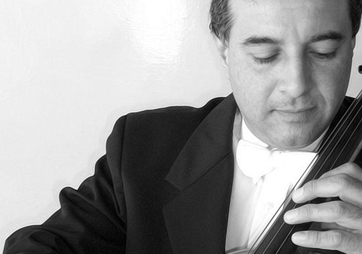 Benjamín Marchan conduce a la Sinfónica del Estado Mérida