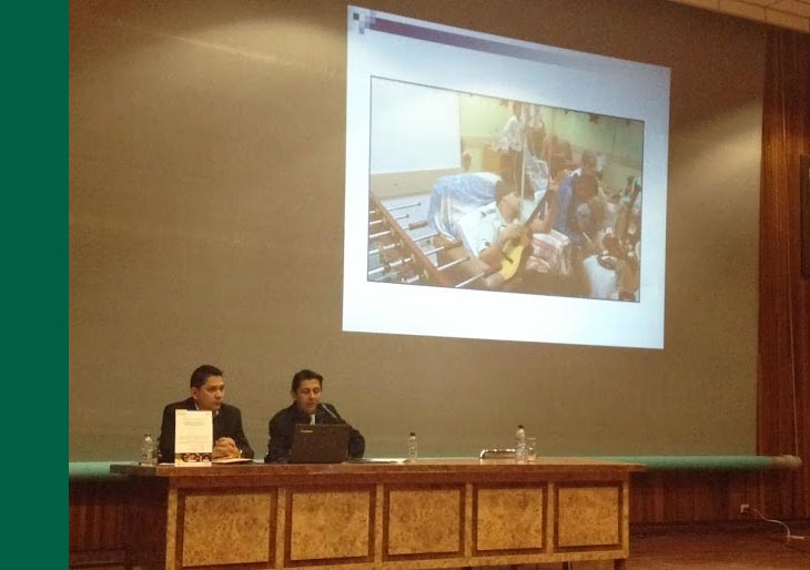 El Sistema participó en el I Congreso Internacional de Pedagogía Hospitalaria