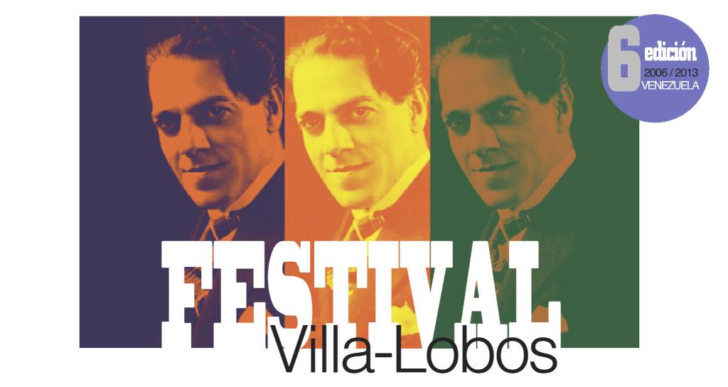 Festival Villa-Lobos en su 6ta edición