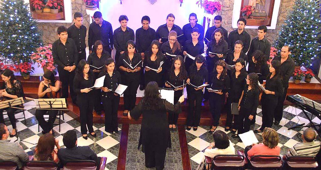 """El Coro Estable de la Escuela de Música """"Sebastián Echeverría Lozano"""" invita a su II Concierto Sacro"""