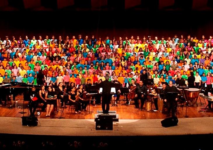 Festival Coral Navideño le canta a la integración y solidaridad en el Teatro Chacao