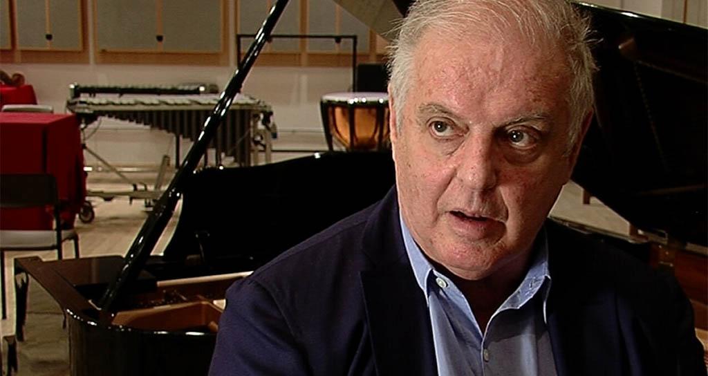 La UR concede el grado de doctor 'Honoris Causa' al pianista y director de orquesta Daniel Barenboim