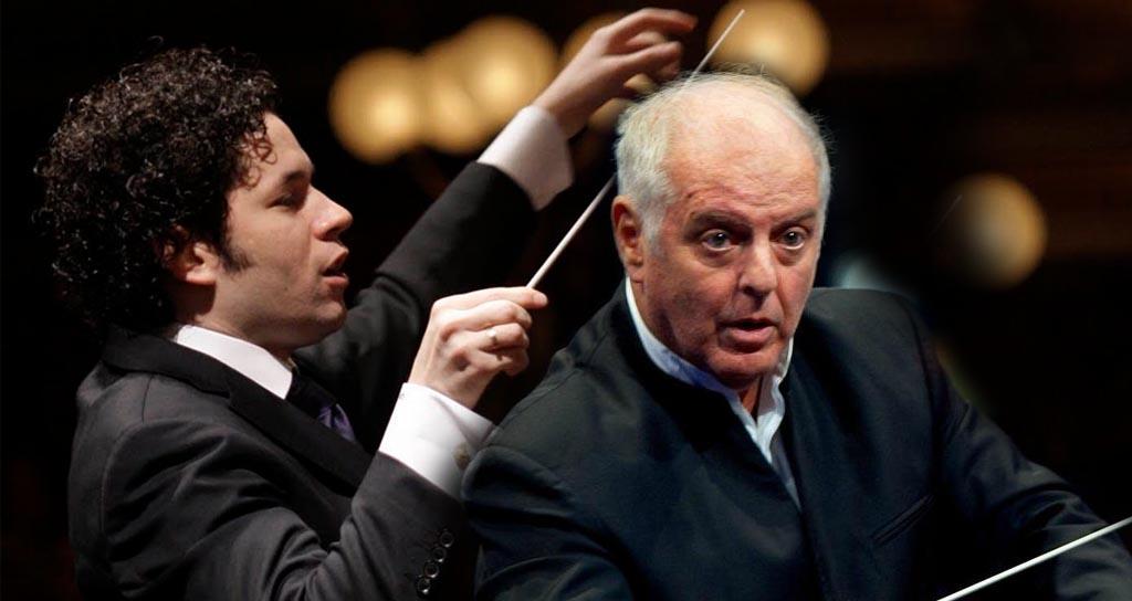 Dudamel, Barenboim y la Filarmónica de Berlín, a los cines de Europa