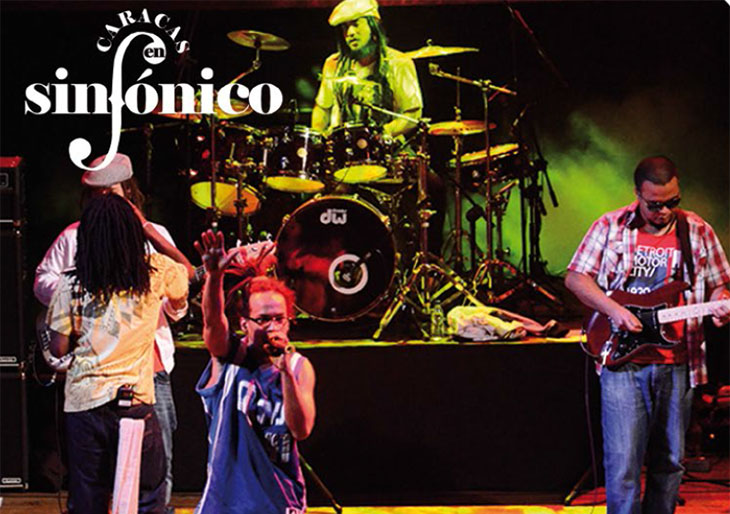 Nou vin Lakay ofrecerá hoy un show mágico junto a  la  Orquesta Sinfónica Municipal de Caracas