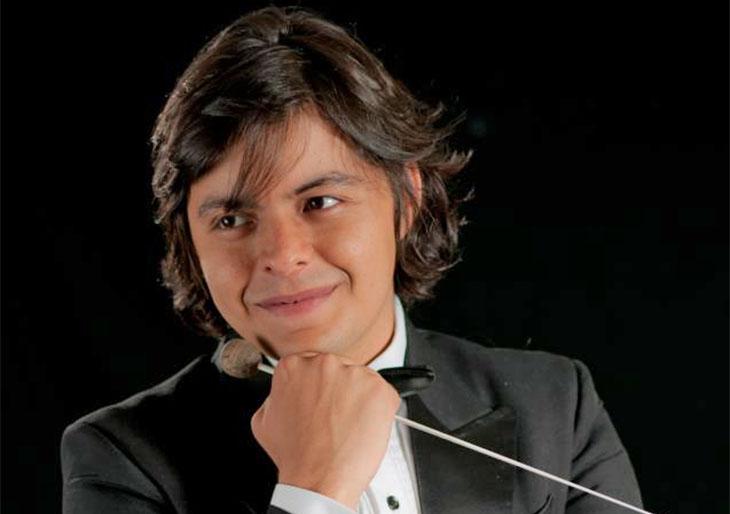 José Jesús Olivetti emocionado por dirigir la Orquesta Geresao de Lisboa