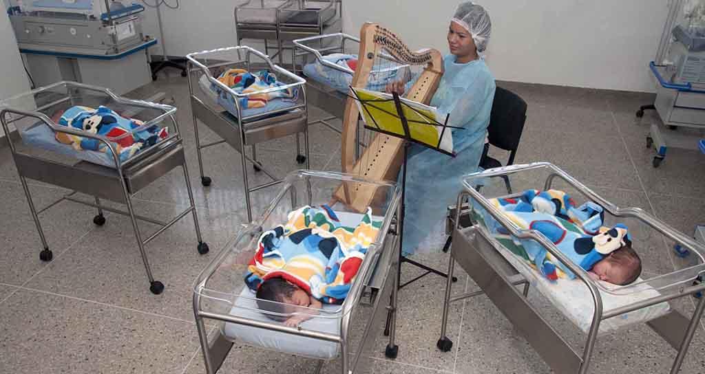 Programa Nuevos Integrantes cumple un año con la inclusión de 700 bebés en El Sistema