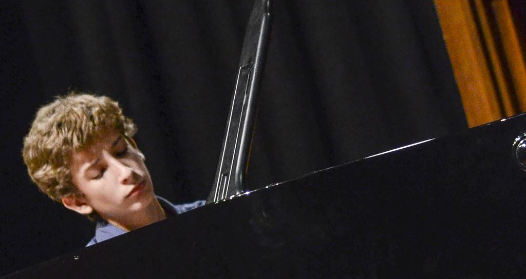 Con un concierto de fin de año, culmina sus actividades la Escuela de Música Mozarteum Caracas en el 2013