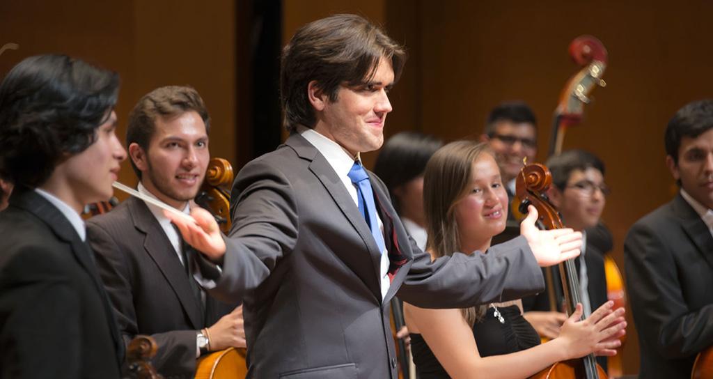 La Orquesta Sinfónica Metropolitana Batuta de gira por Venezuela