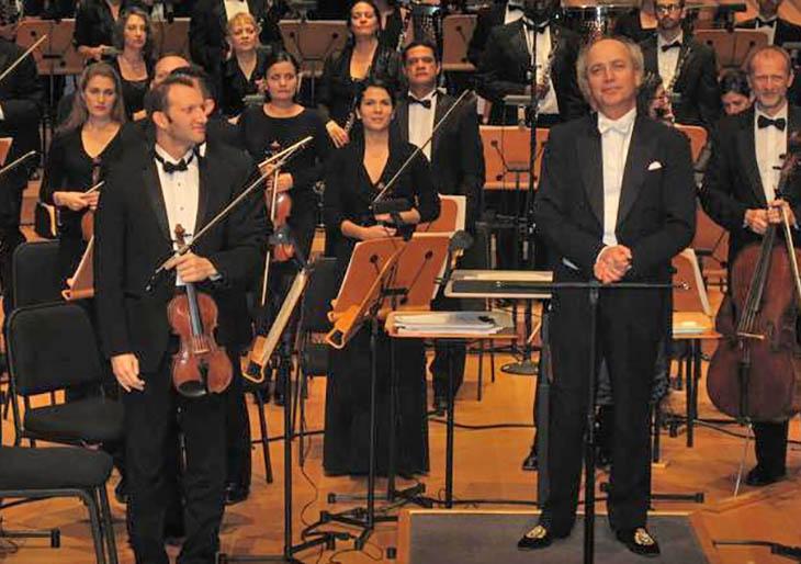 Miami Symphony presentó un concierto memorable con temas clásicos empleados en el cine y otros compuestos para películas. Cortesía / Daniel Fernández