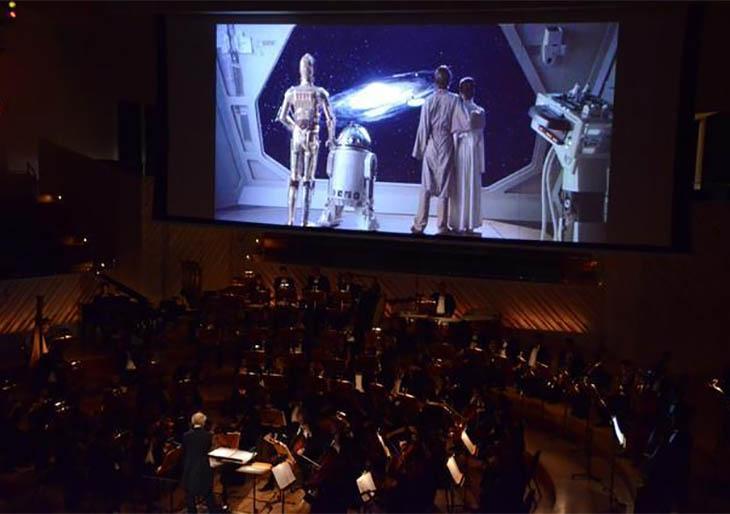 La Miami Symphony, al nivel del Oscar