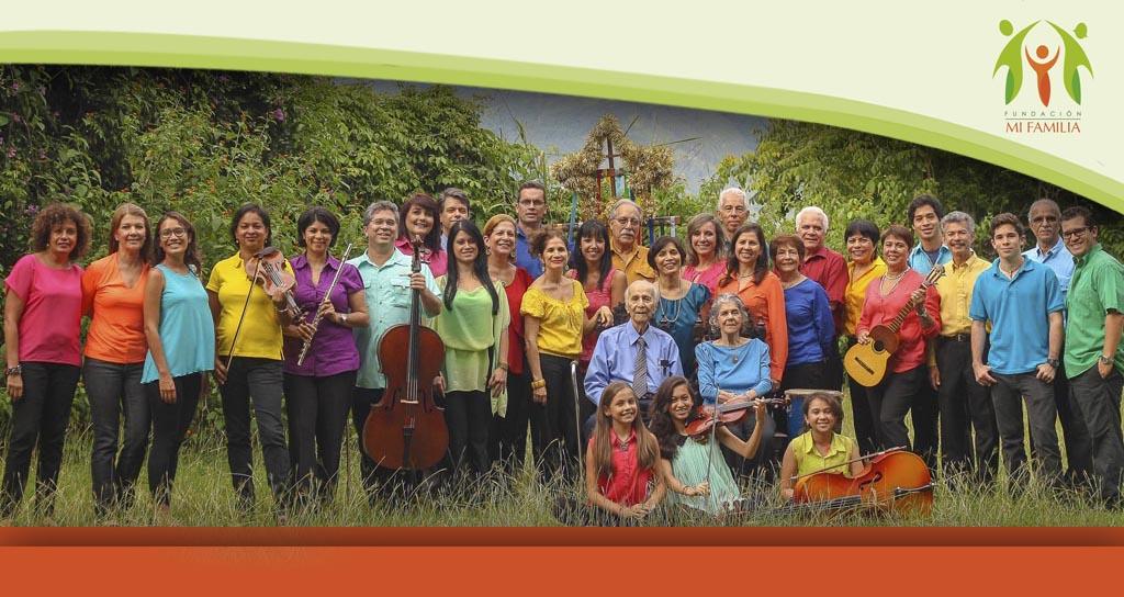 """Los Marcano ofrecen último concierto del año a beneficio de la Fundación """"Mi Familia"""""""