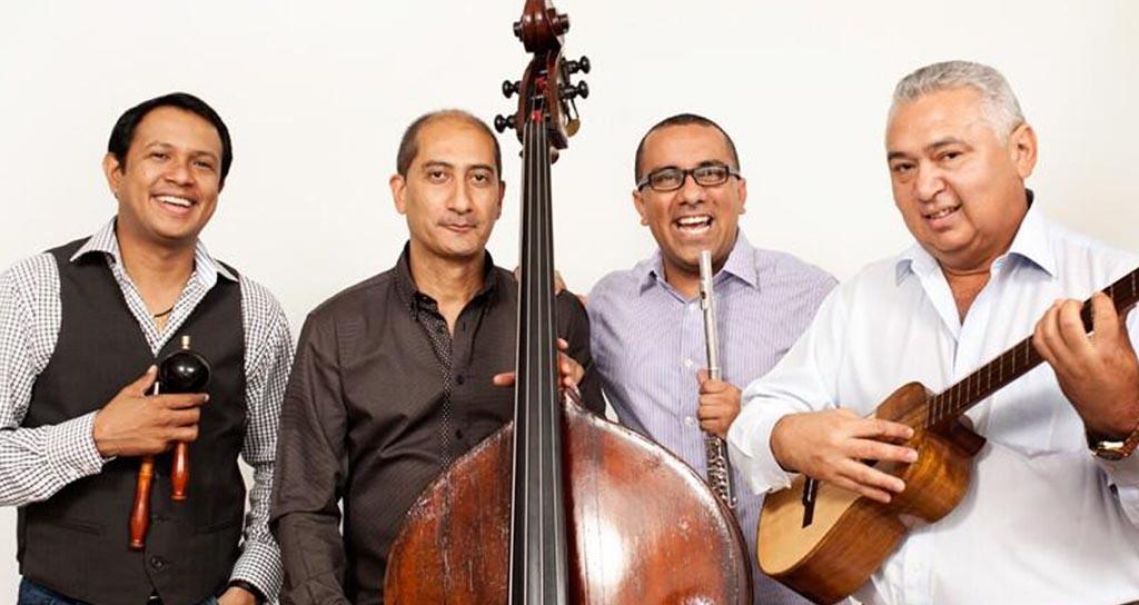 Ensamble Gurrufío ofrece concierto en el Opera Hall de el Cairo
