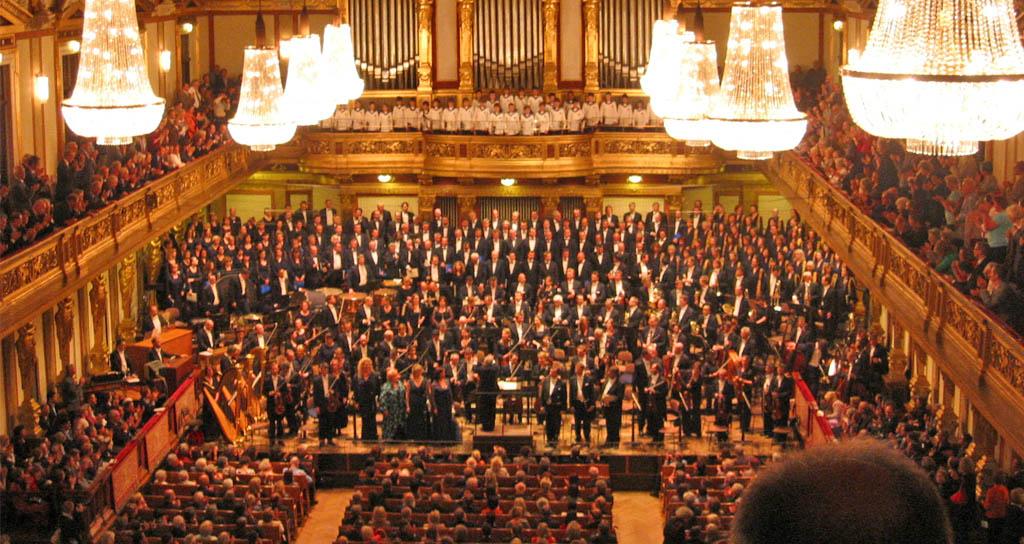 El Concierto de Año Nuevo trae un mensaje de paz y buena música