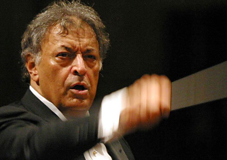 Zubin Mehta dirigirá el Concierto de Año Nuevo de Viena en 2015