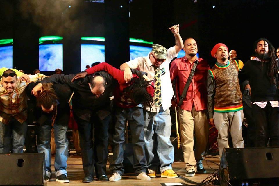 En Teatro Municipal de Caracas con Tiburon Gomez German, Isus Levi, Osmc Orquesta de Caracas, James Lakay, Andres Escalona, Alejandro García Motoraton y Adelking Farmer Ganjahmanlakay.