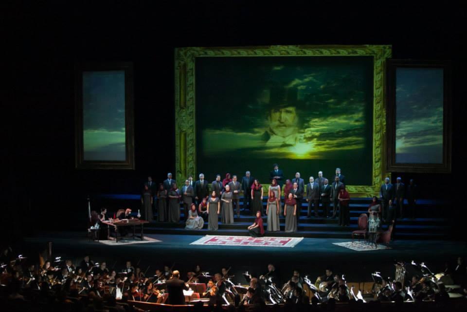Gala de Verdi, Teatro Teresa Carreño