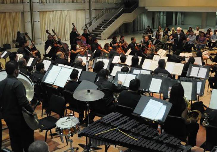 Concierto fusionado con dos emblemáticas Orquestas
